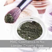 MAC Cosmetics Is No Longer Cruelty Free