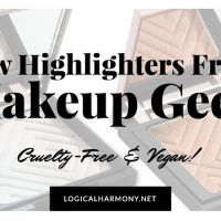 New Makeup Geek Vegan Highlighters