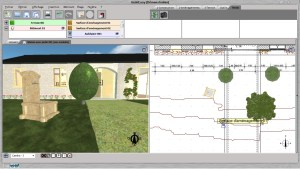 logiciel jadin 3d archi easy