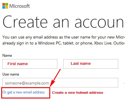 Outlook sign up, How to create a new Outlook account? - create outlook account