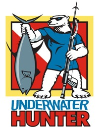 UnderWater Hunter Logo Products