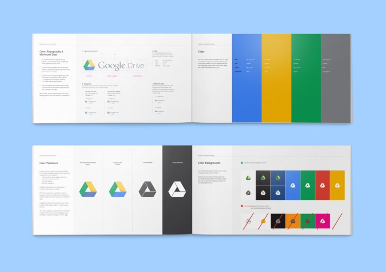 Google Brand Guidelines