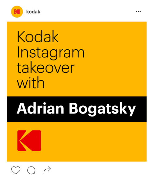 Kodak by Work-Order