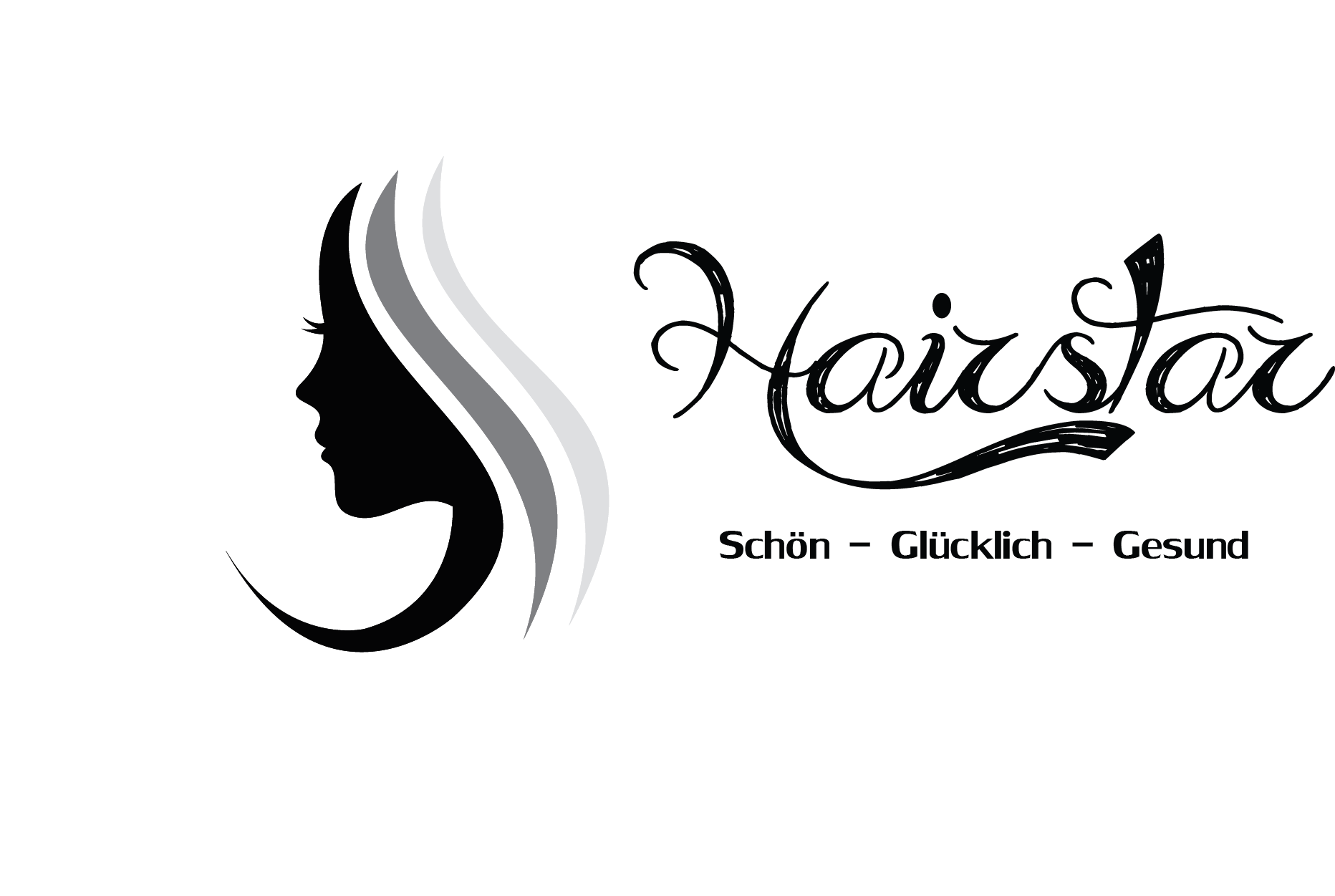 Logo Salon De Coiffure Hair Salon Logos