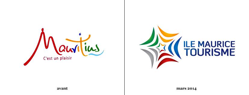 Nouveau logo pour l 39 le maurice tourisme logonews - Ile maurice office du tourisme ...