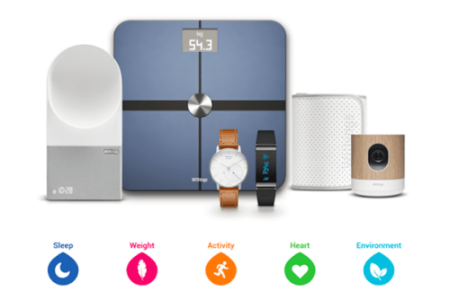 withings-produits