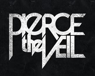 Falling In Reverse Logo Wallpaper Logopond Logo Brand Amp Identity Inspiration Pierce The