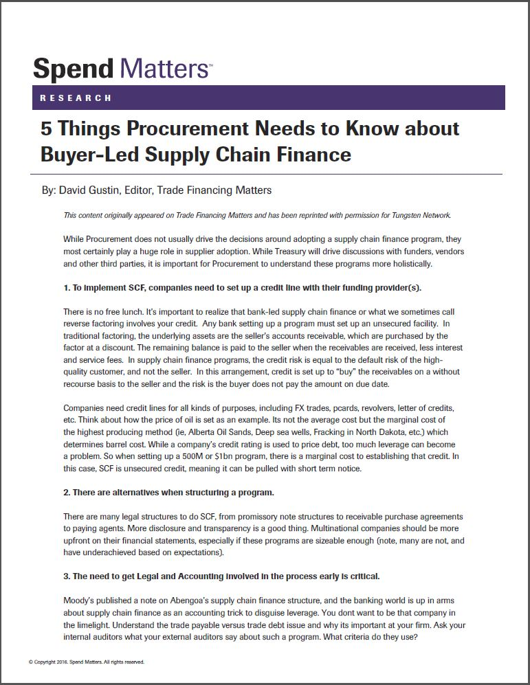 Purchase Order Financing Companies