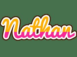 Nathan Logo Name Logo Generator Smoothie Summer