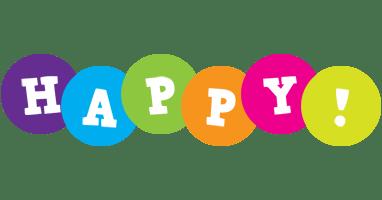Create Animated Wallpaper Happy Logo