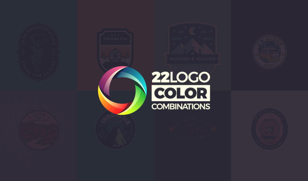 22 Best Logo Color Combinations for Inspiration 2018 Trends