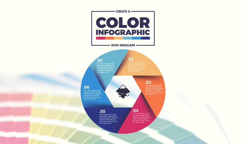 Inkscape Infographic Template Tutorial + Free Download