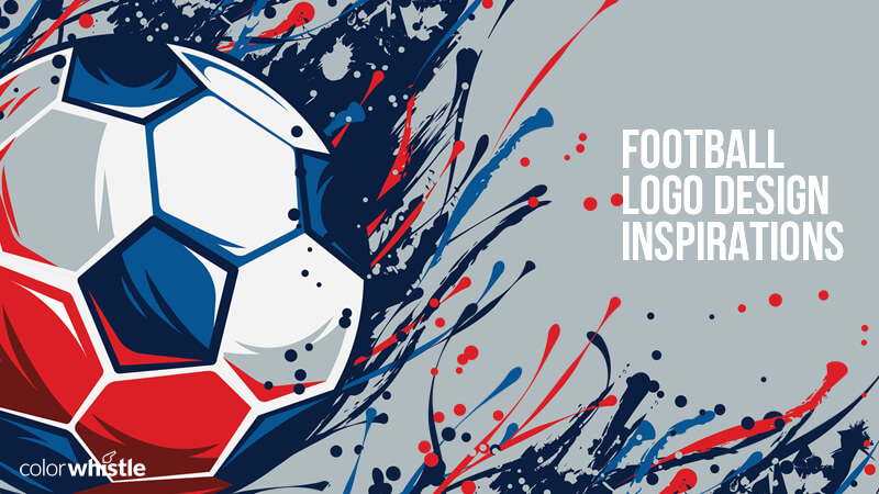 65+ Football Logo Design Inspirations From Around the World