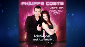 Philippe Coste Feat Laura Zen - Open Your Eyes (English Radio Edit)