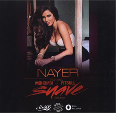 Nayer feat Pitbull &amp; Mohombi - Suave