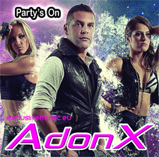 AdonX - Party's On