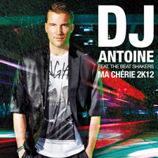 DJ Antoine feat The Beat Shakers - Ma Chrie 2k12