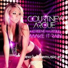 Jeremy Greene feat Courtney Argue &amp; Pitbull - Make It Rain