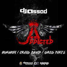 DJ Assad feat Mohombi, Greg Parys &amp; Craig David - Addicted