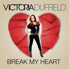 Victoria Duffield - Break My Heart (Version Franaise)