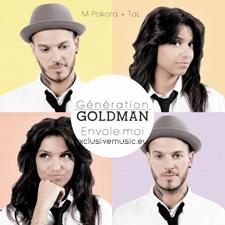 Génération Goldman (M.Pokora et Tal) - Envole-Moi