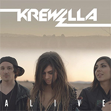 Krewella - Alive (Hardwell Remix) [HQ Rip]