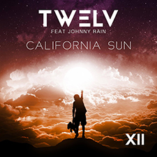 TW3LV feat Johnny Rain - California Sun