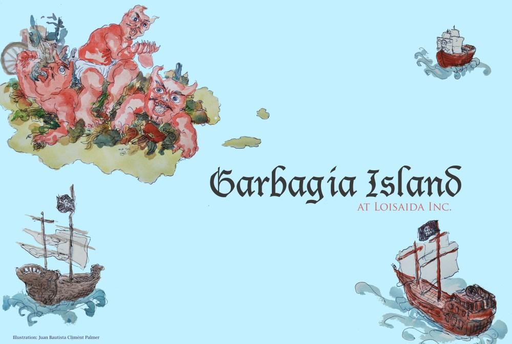 Garbagia Island Promo 1