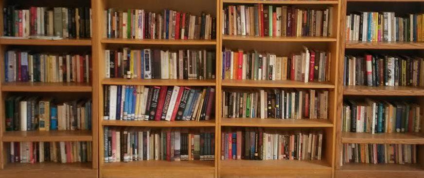 Eventbrite - La Sopa Bookcase