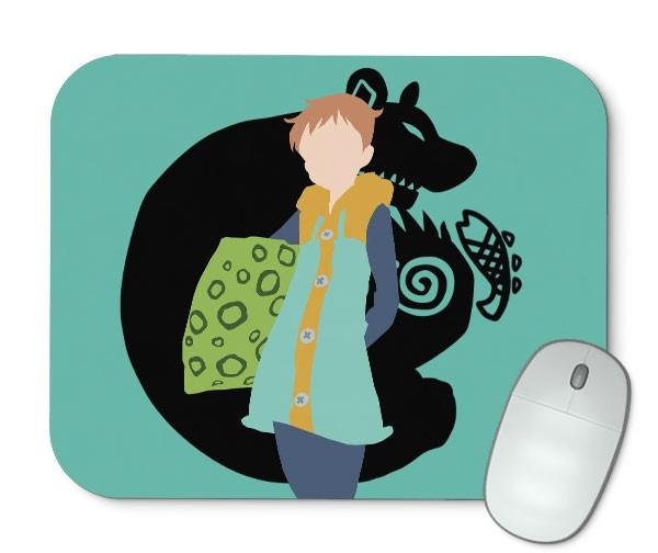 Katekyo Hitman Reborn Hd Wallpaper Comprar Mouse Pad King Nanatsu No Taizai