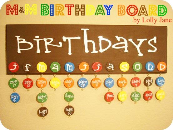 Make Calendar Bulletin Board How To Make A Large Custom Bulletin Board Short Stop Birthday Board