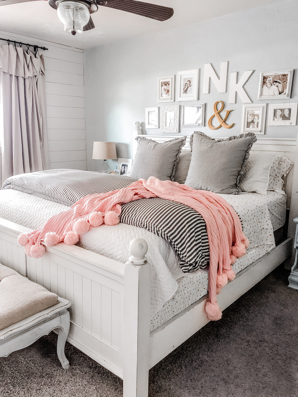 Bed Coverlet How To Layer A Coverlet Like A Boss Lolly Jane
