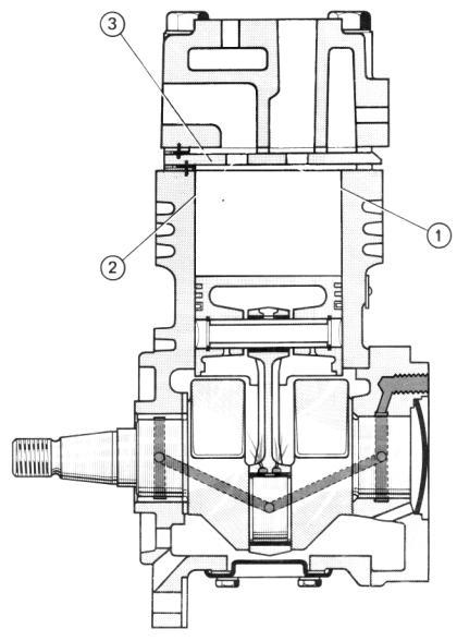 lister schema moteur volvo 400
