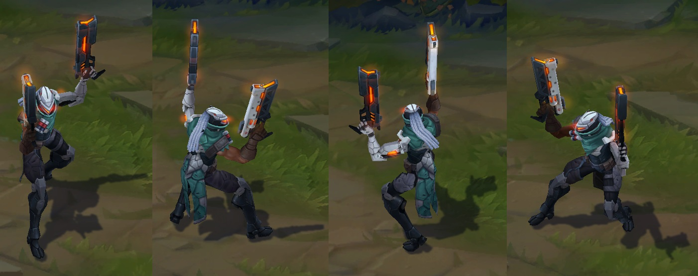 Ezreal Hd Wallpaper Project Lucian Lol Skin Spotlight Now For Sale Ingame
