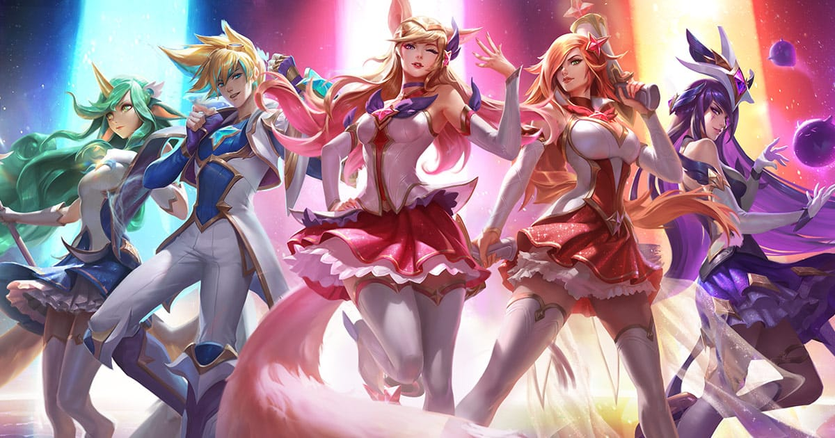 Lol Wallpaper Hd Pc Which Star Guardian Are You League Of Legends