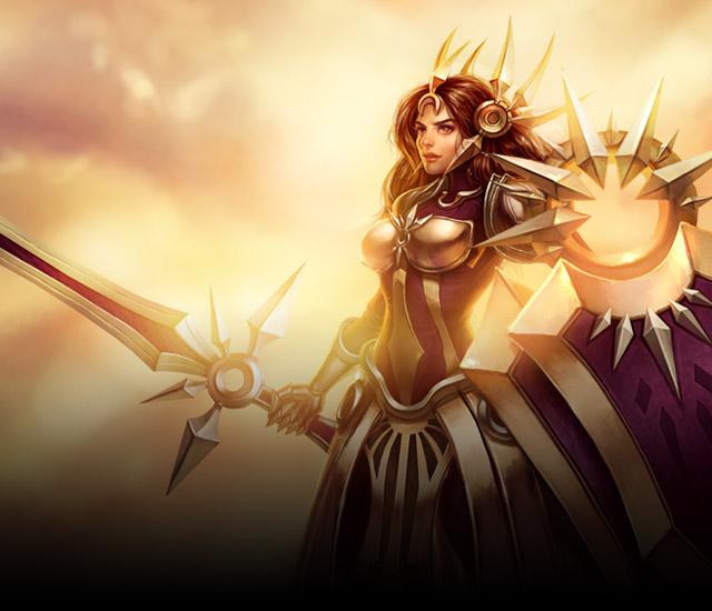 Mount Targon League of Legends - celestial aspect