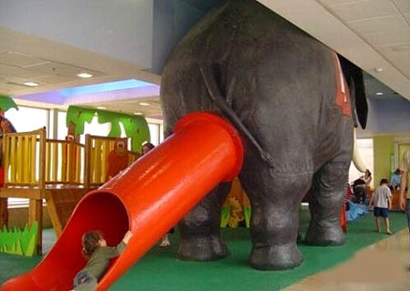 Wrong Elephant Playground