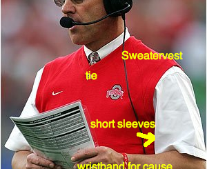 How To Dress Like A College Football Coach