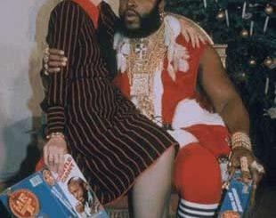 I Pity The Santa