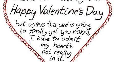 Happy Valentines Day - You Gonna Get Naked? {sfw}