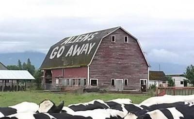 Aliens - Go Away