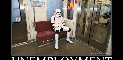 Sad Stormtrooper