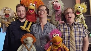 Ben Folds Five Muppets