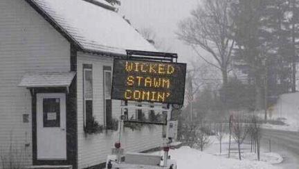 Wicked Winter Storm