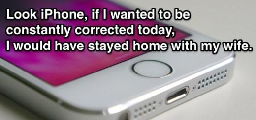 iPhone Wife