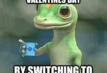 Geico Valentines Day Advice