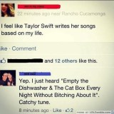 Taylor Swift Song