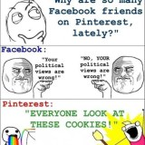 Pinterest vs Facebook