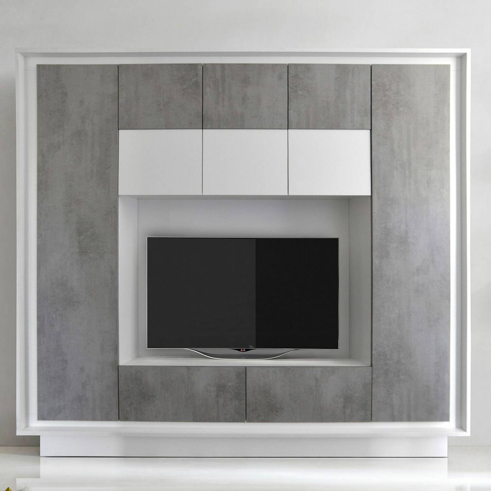 Wohnzimmer Mobel In Betonoptik Couchtische Designuchtisch Adrias