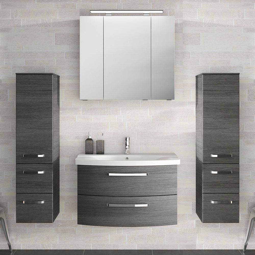 Badezimmer Waschtisch Komplett